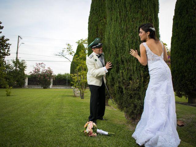 El matrimonio de Juan Pablo y Jane en Coltauco, Cachapoal 19