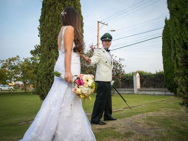 El matrimonio de Juan Pablo y Jane en Coltauco, Cachapoal 20