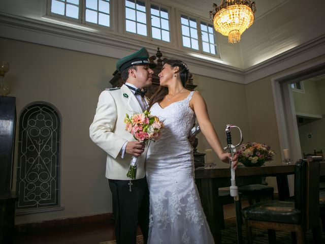 El matrimonio de Juan Pablo y Jane en Coltauco, Cachapoal 21