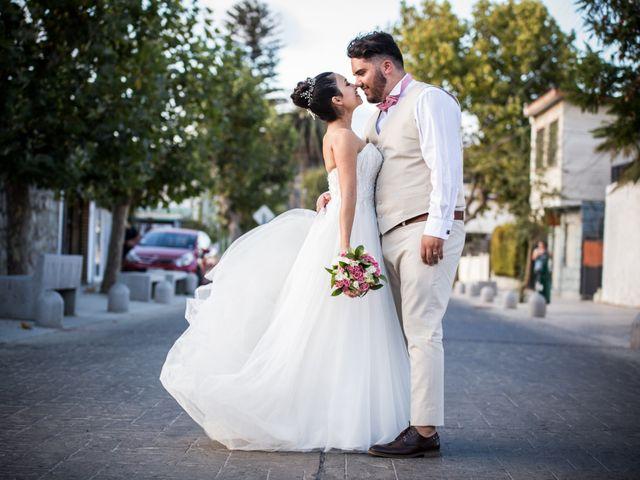 El matrimonio de Elizabet  y Gian Paul