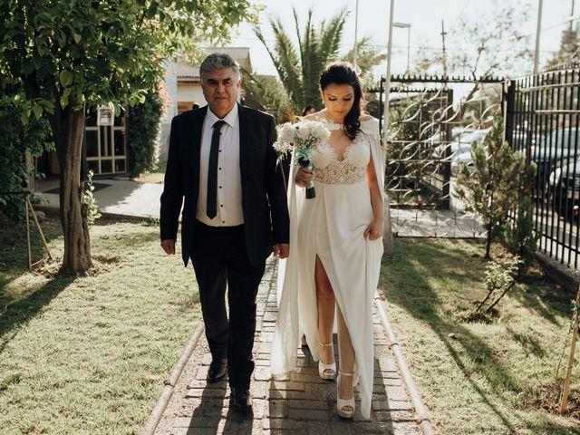 El matrimonio de Eduardo y Daniela en Pirque, Cordillera 7