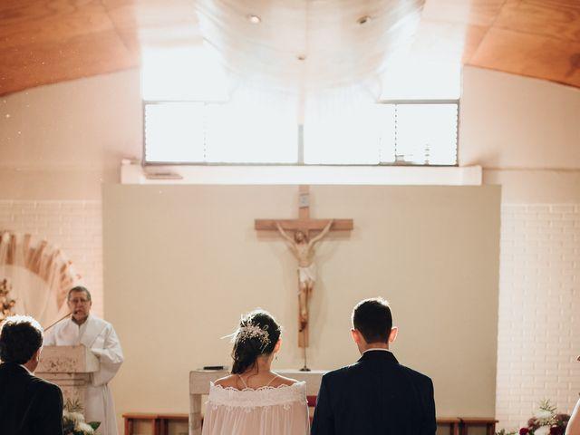 El matrimonio de Eduardo y Daniela en Pirque, Cordillera 8