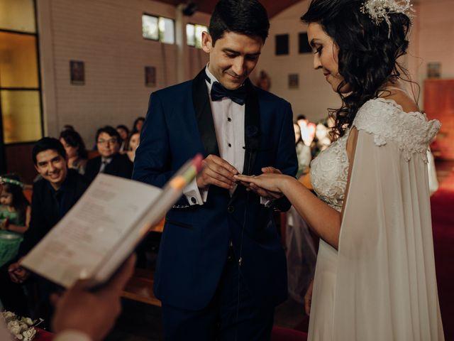 El matrimonio de Eduardo y Daniela en Pirque, Cordillera 9