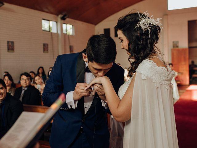 El matrimonio de Eduardo y Daniela en Pirque, Cordillera 10
