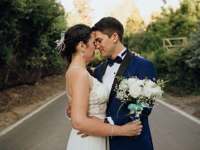 El matrimonio de Eduardo y Daniela en Pirque, Cordillera 1