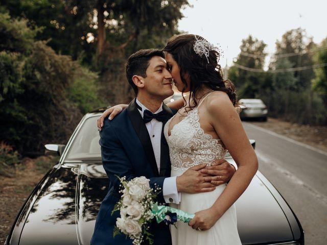 El matrimonio de Eduardo y Daniela en Pirque, Cordillera 11