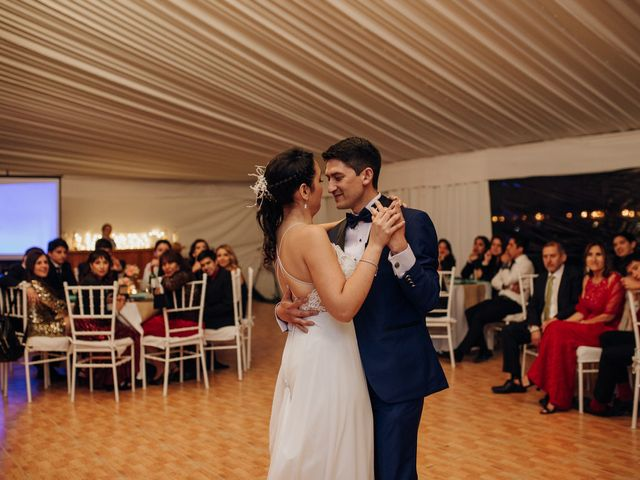El matrimonio de Eduardo y Daniela en Pirque, Cordillera 15