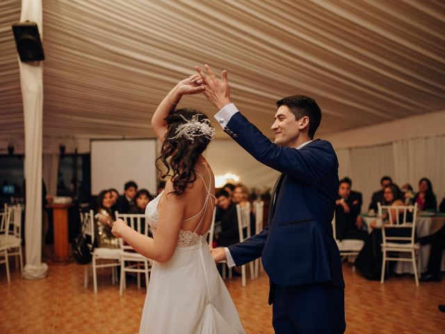 El matrimonio de Eduardo y Daniela en Pirque, Cordillera 16