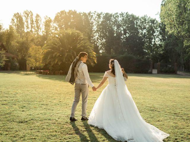 El matrimonio de Karla y Mateus