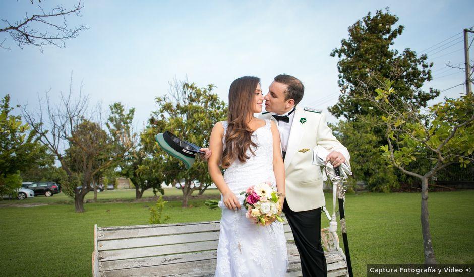 El matrimonio de Juan Pablo y Jane en Coltauco, Cachapoal