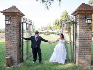 El matrimonio de Geraldine y Christian 2
