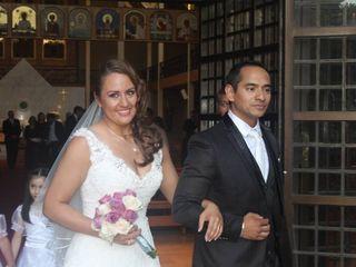 El matrimonio de Nicole y Jorge