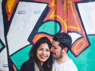 El matrimonio de Andrea y Jaime 1