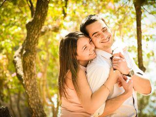 El matrimonio de Nicole y Cristian