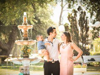 El matrimonio de Nicole y Cristian 2