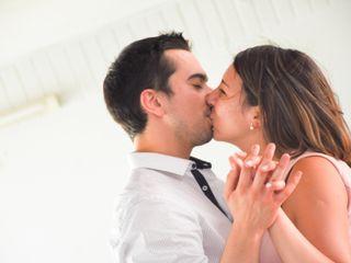 El matrimonio de Nicole y Cristian 3