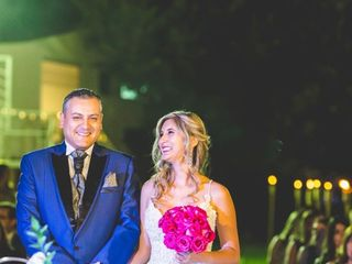 El matrimonio de Leonardo y Marcia 2