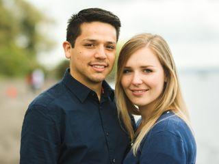 El matrimonio de Kathi y Piero 1