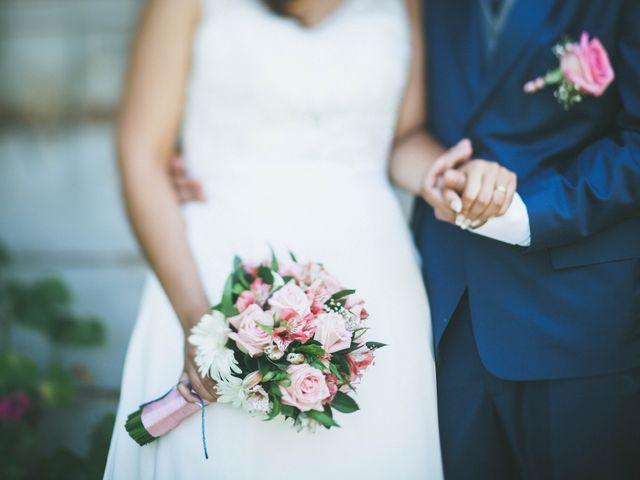 El matrimonio de Andrea y Sebastián