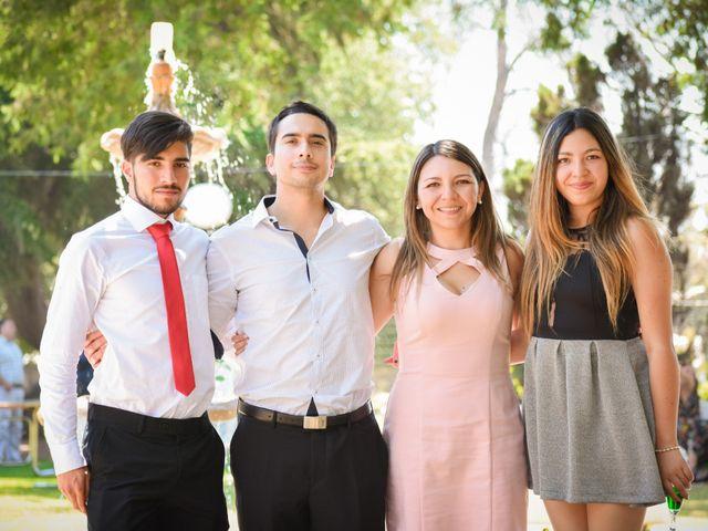 El matrimonio de Cristian y Nicole en Rancagua, Cachapoal 3