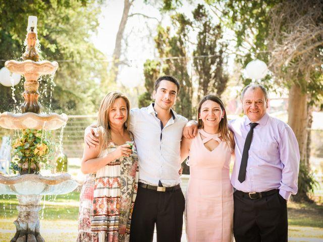 El matrimonio de Cristian y Nicole en Rancagua, Cachapoal 4