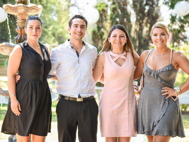 El matrimonio de Cristian y Nicole en Rancagua, Cachapoal 9