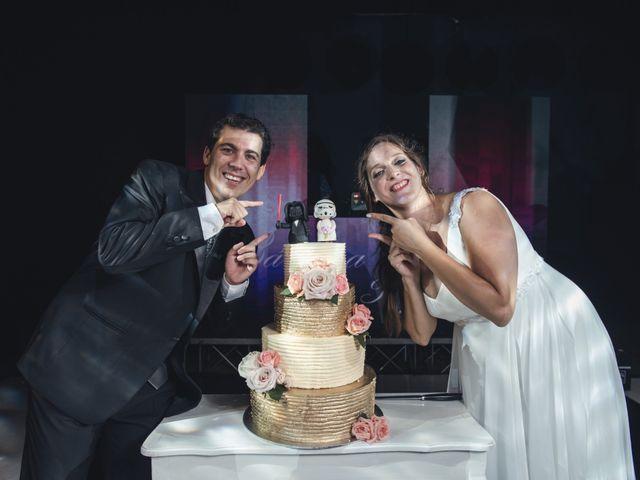 El matrimonio de Bárbara y Nicolás