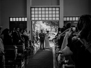 El matrimonio de Carla y Danilo 1