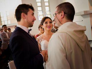 El matrimonio de Carla y Danilo 3