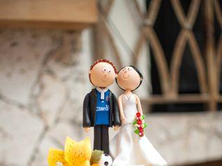 El matrimonio de Micaela y Julio 1
