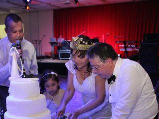 El matrimonio de Ana María  y Carlos  3