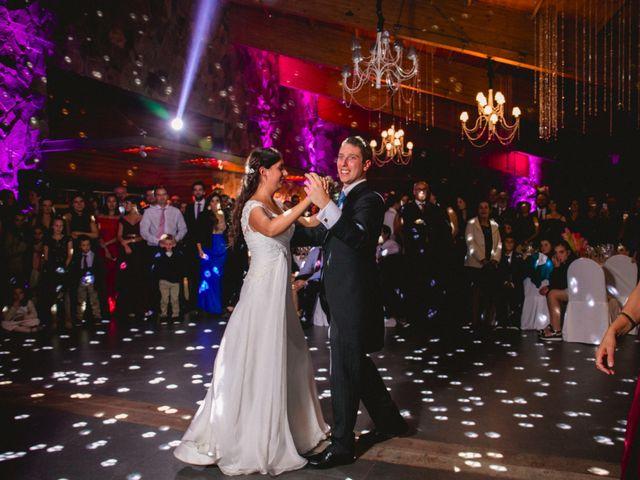 El matrimonio de María Paz y Raimundo