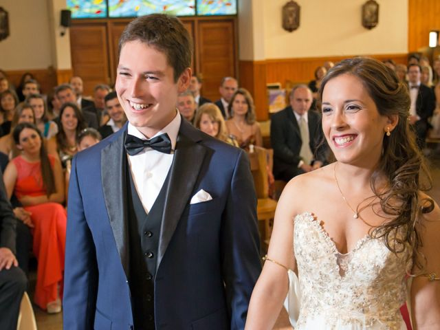 El matrimonio de Micaela y Julio