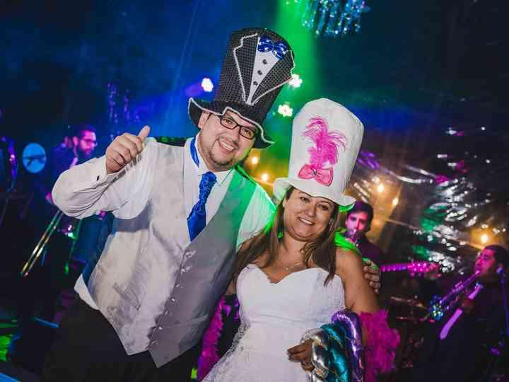 El matrimonio de Claudia y Guillermo
