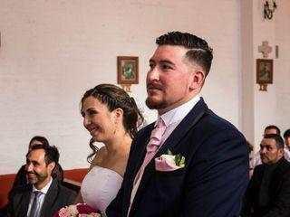 El matrimonio de Guiselle y Matías 1