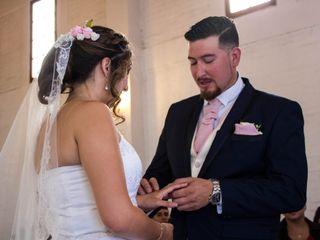 El matrimonio de Guiselle y Matías 3