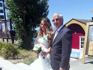 El matrimonio de Gary y Daniela 1