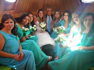 El matrimonio de Gary y Daniela 2