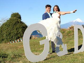 El matrimonio de Gary y Daniela