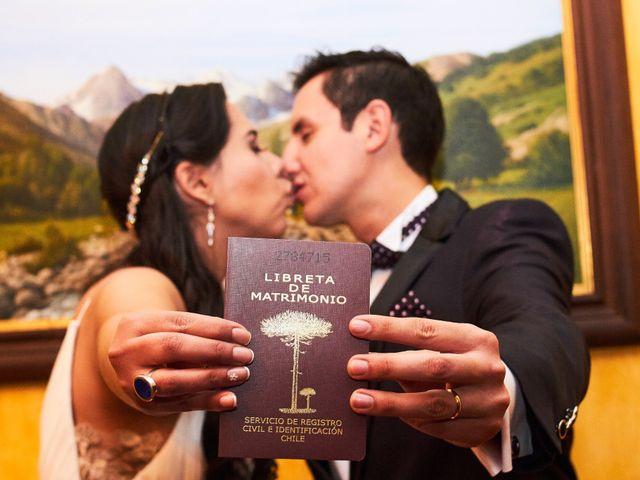 El matrimonio de Maria y Alejandro