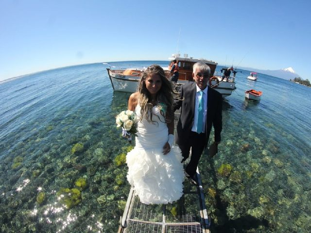 El matrimonio de Daniela y Gary en Puerto Varas, Llanquihue 1