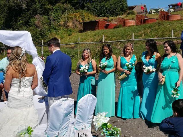 El matrimonio de Daniela y Gary en Puerto Varas, Llanquihue 7