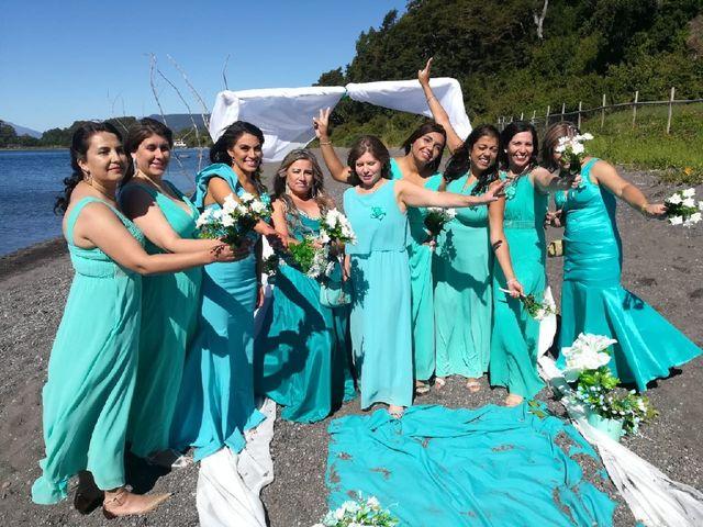 El matrimonio de Daniela y Gary en Puerto Varas, Llanquihue 8
