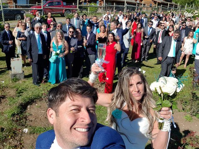 El matrimonio de Daniela y Gary en Puerto Varas, Llanquihue 9
