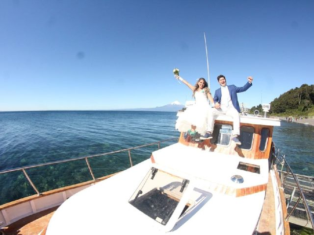 El matrimonio de Daniela y Gary en Puerto Varas, Llanquihue 13