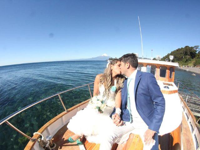 El matrimonio de Daniela y Gary en Puerto Varas, Llanquihue 14