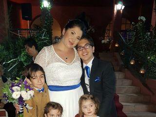 El matrimonio de Maciel y Rodrigo 1