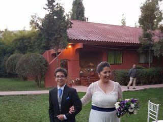 El matrimonio de Maciel y Rodrigo 3