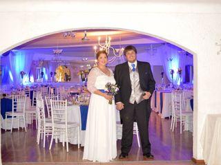 El matrimonio de Maciel y Rodrigo