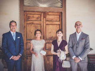 El matrimonio de Florencia y Jose 2